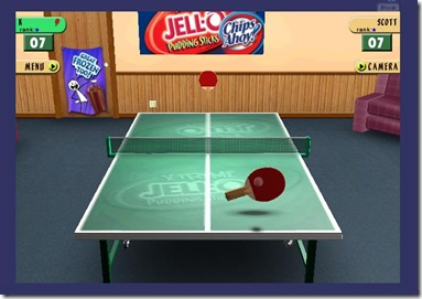 ping pong online game
